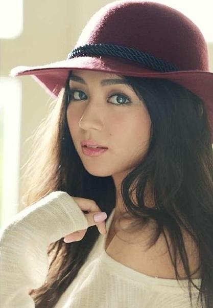 Die junge philippinische Schauspielerin Kathryn Bernardo