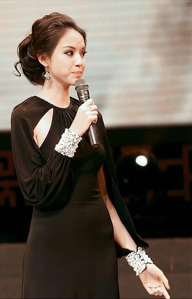 Die wunderschöne Miss World 2007 Zhang Zilin