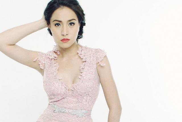 Die philippinische Schauspielerin Cristine Reyes