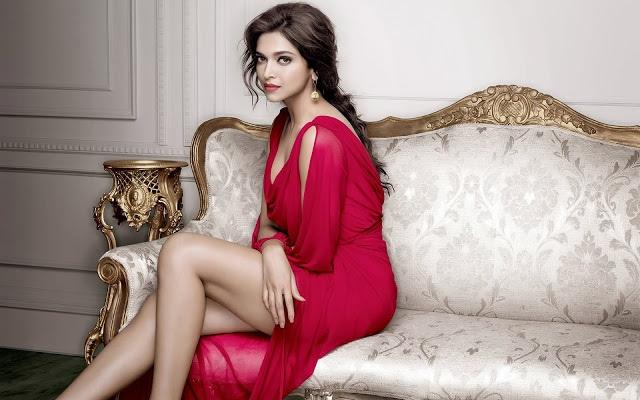 Die bezaubernde Bollywood-Schauspielerin Deepika Padukone