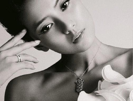 Die schöne chinesische Schauspielerin Gao Yuanyuan
