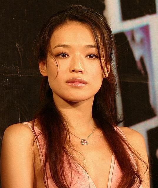 Die bezaubernde taiwanische Schauspielerin Shu Qi